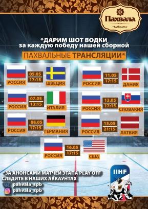 Хоккейный май